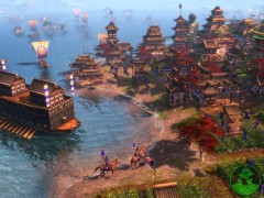 Highlight for Album: Age of Empires III: The Asian Dynasties