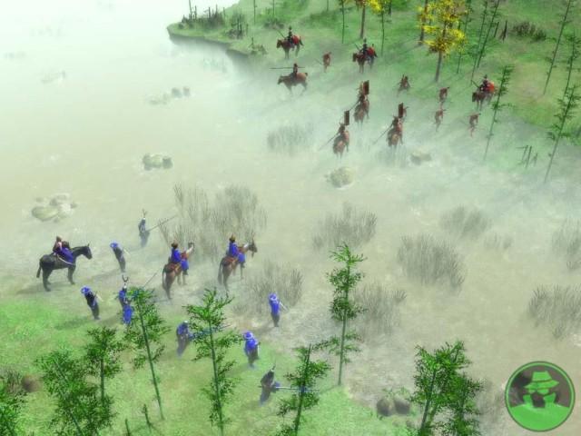 Skirmish in the Fog