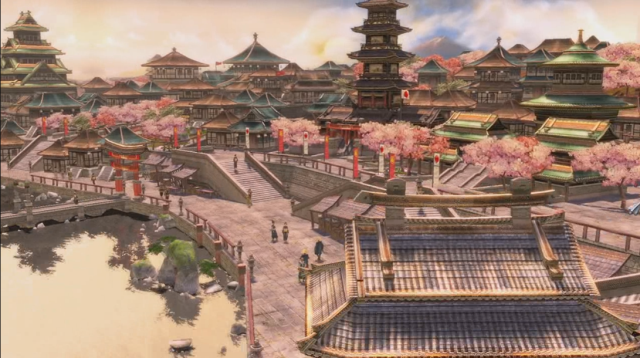 Japanese Home City