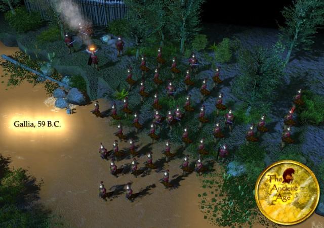 Gallia, 59 B.C.