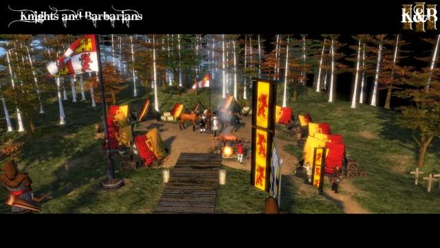 Spanish Encampment