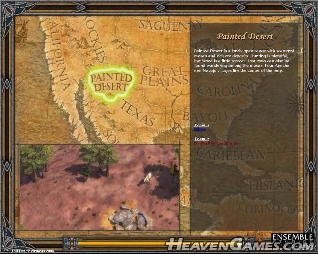 New Map, Painted Desert