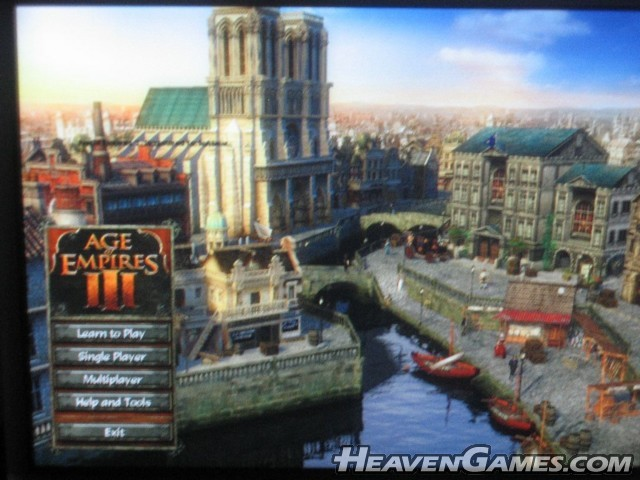Age3 HC Screen