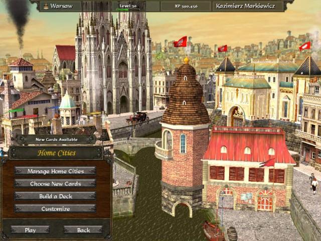 Lord Tahattus: Poland