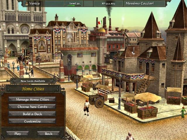 Age of Empires III Gallery :: Homecity Gallery :: venice